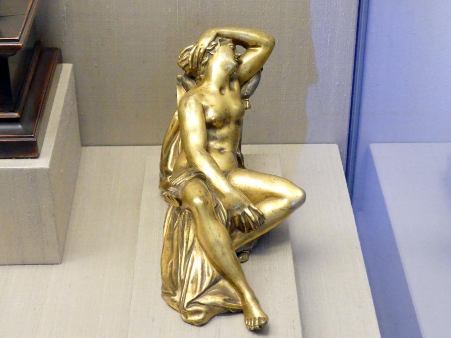Giovanni da Bologna (Nachahmer): Schlafende Nymphe, 17. Jhd.