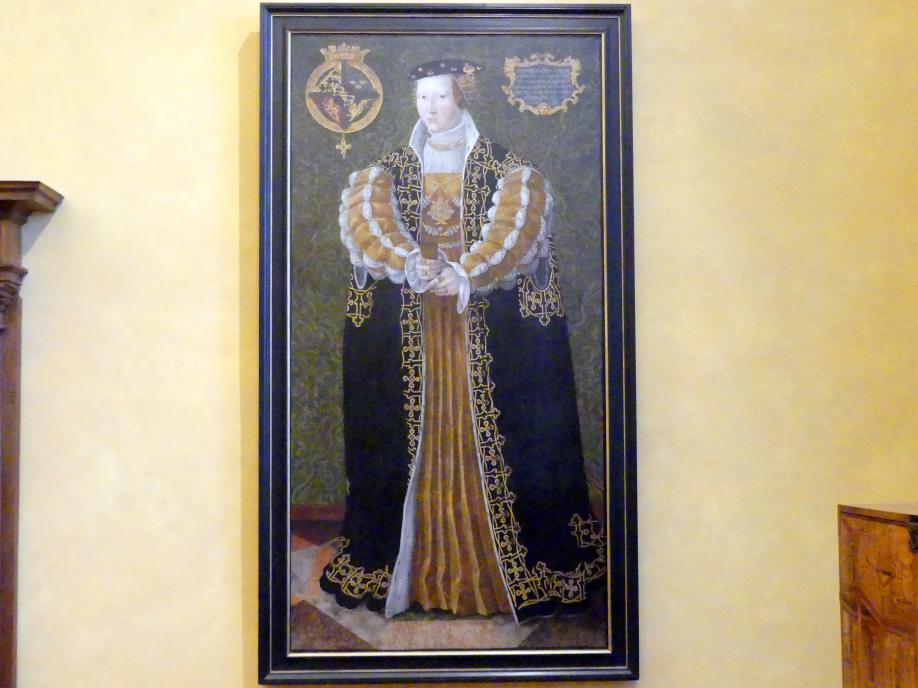 Hans Besser: Dorothea von Dänemark, Kurfürstin von der Pfalz, 1545