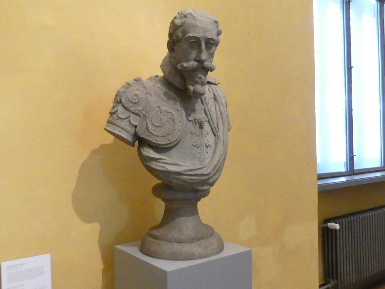 Hubert Gerhard: Herzog Wilhelm V. von Bayern, um 1592 - 1597, Bild 2/3