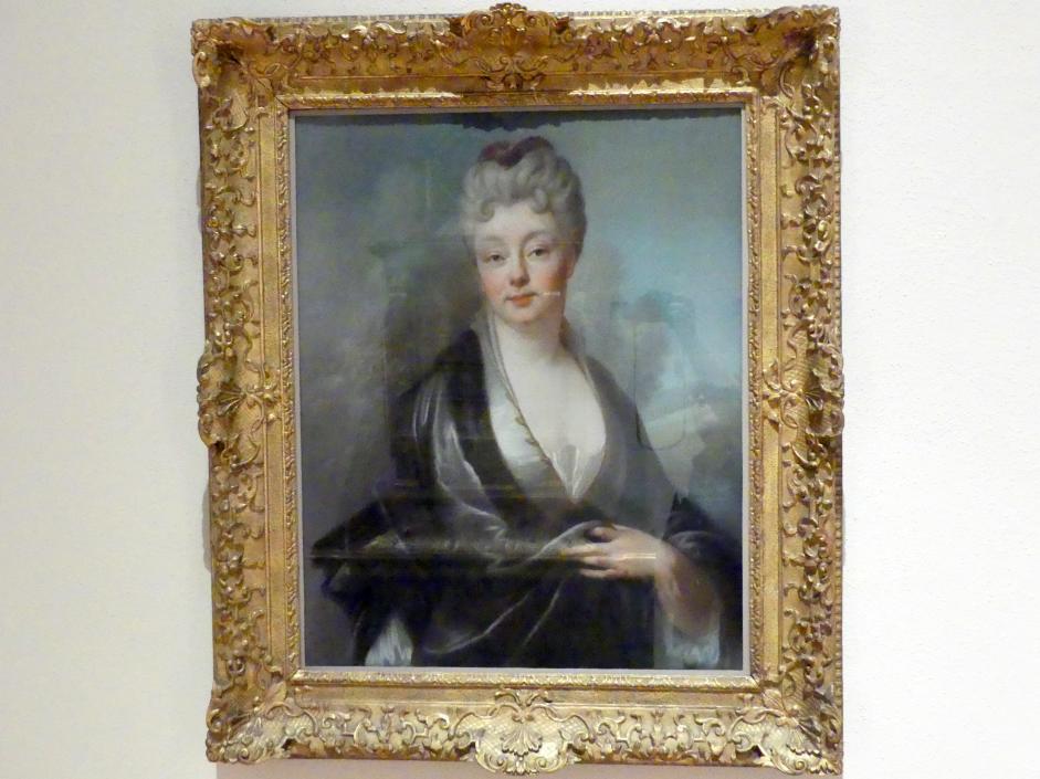 Joseph Vivien: Agnes Françoise Le Louchier, Gräfin von Arco, Um 1705