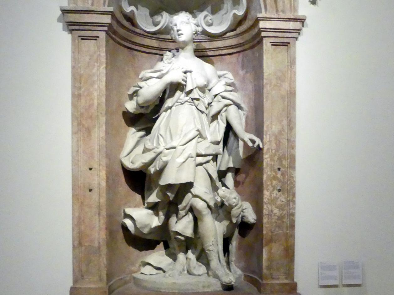 Diego Francesco Carlone: Diana, Um 1718