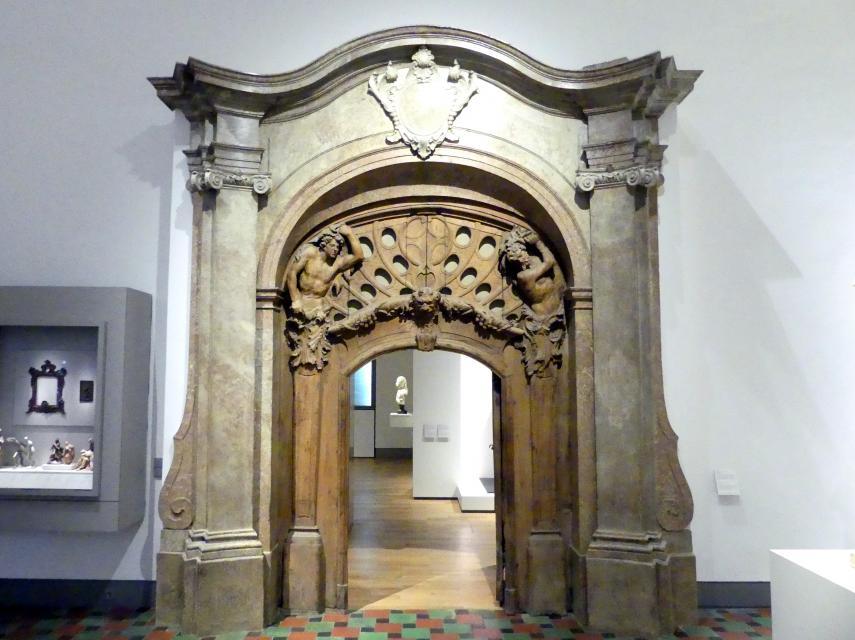 Joachim Dietrich (Johann Joachim Dietrich) (Umkreis): Portal, Um 1740 - 1749