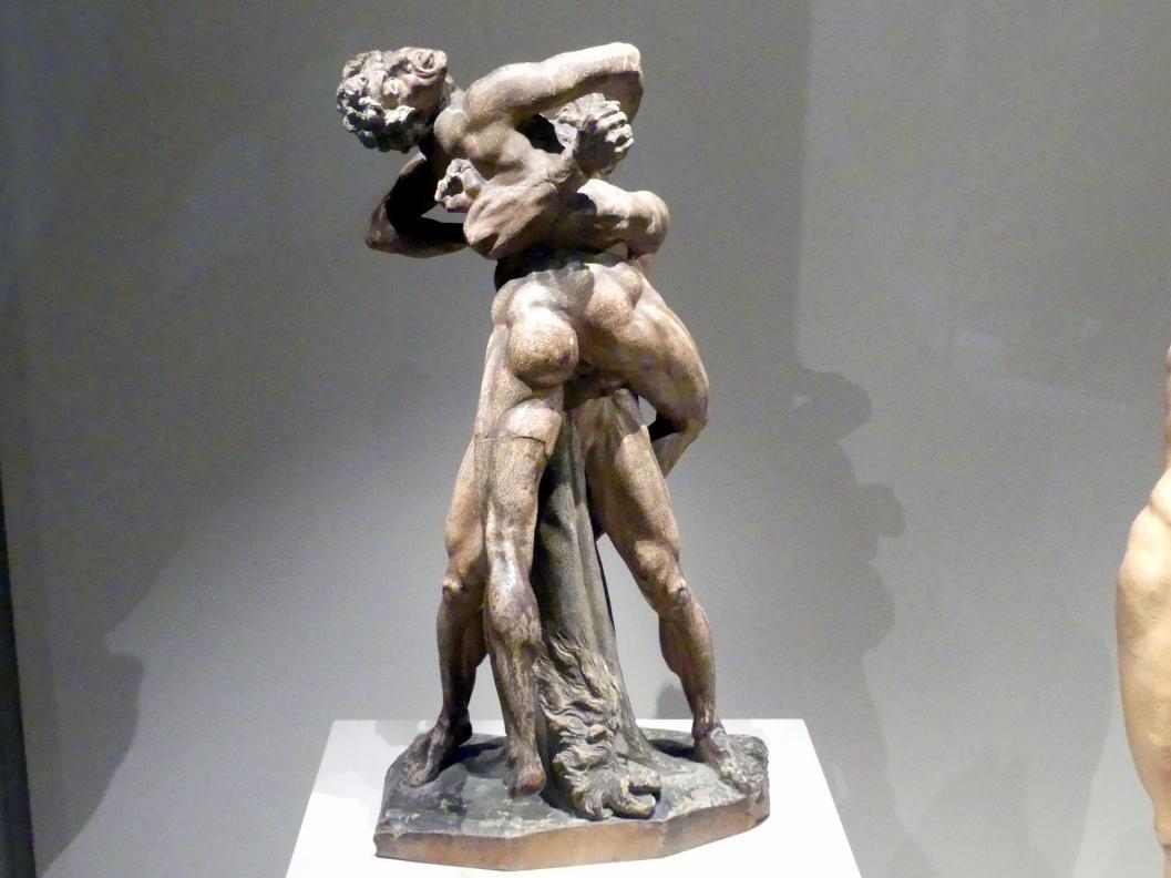 Herkules und Antäus, Um 1779