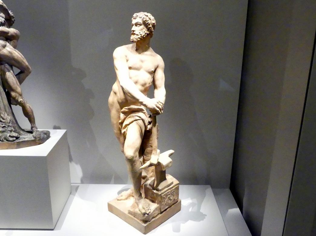 Roman Anton Boos: Vulkan, Um 1780