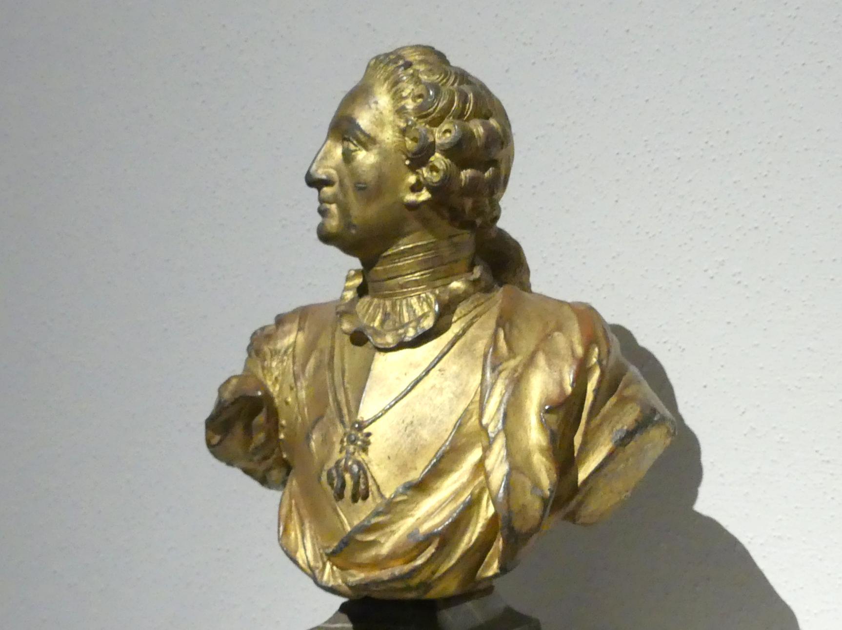 Roman Anton Boos: Kurfürst Maximilian III. Joseph, 1775