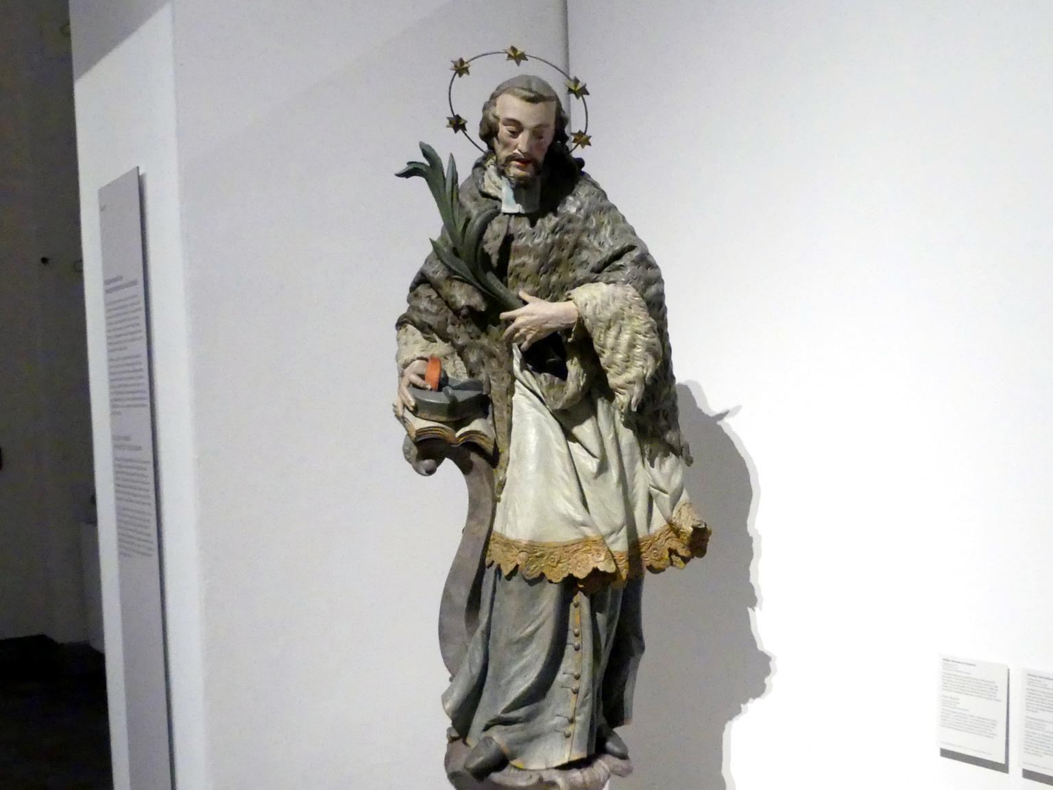 Christian Jorhan der Ältere: Heiliger Johannes von Nepomuk, nach 1761