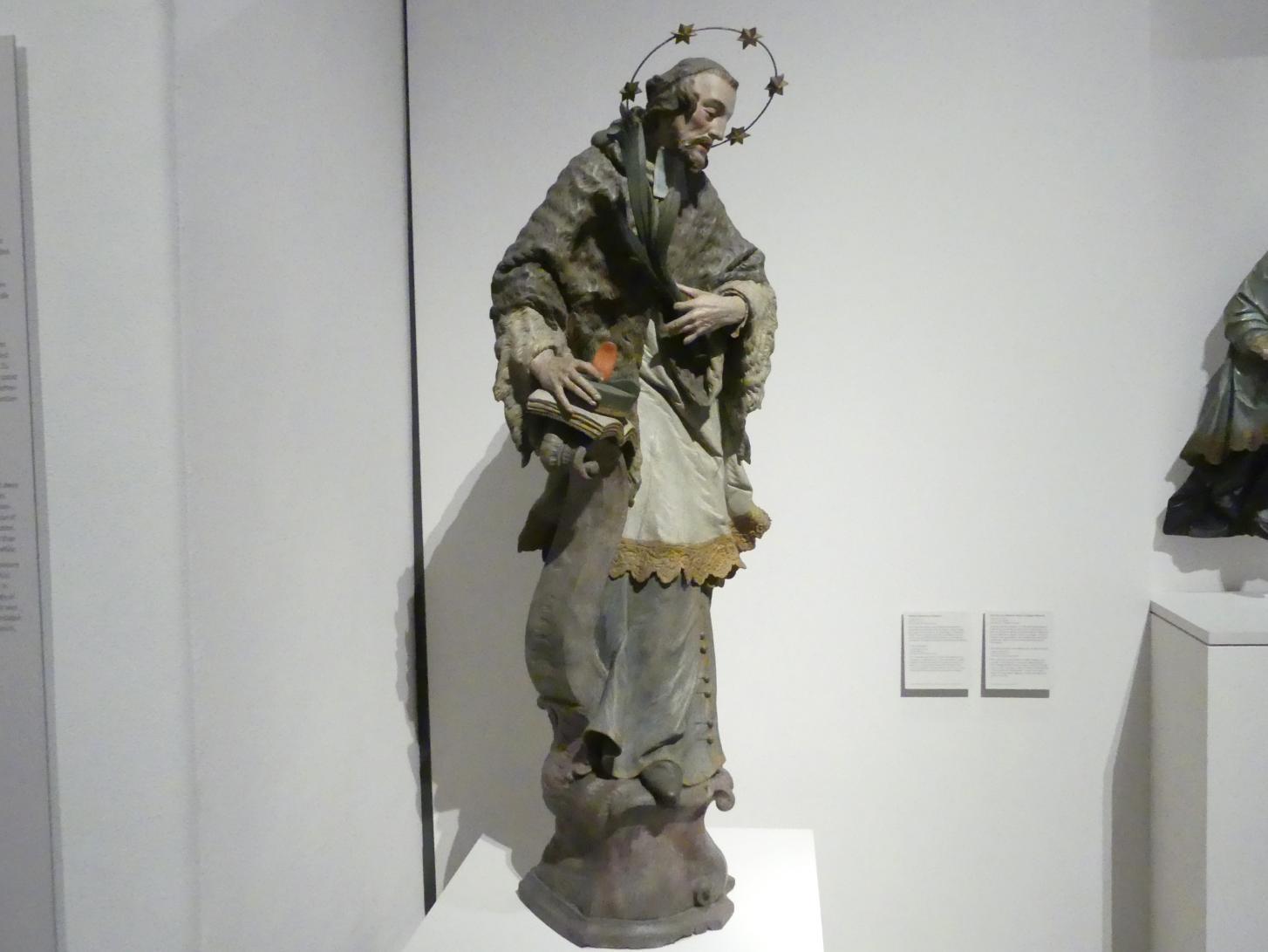 Christian Jorhan der Ältere: Heiliger Johannes von Nepomuk, nach 1761, Bild 2/4
