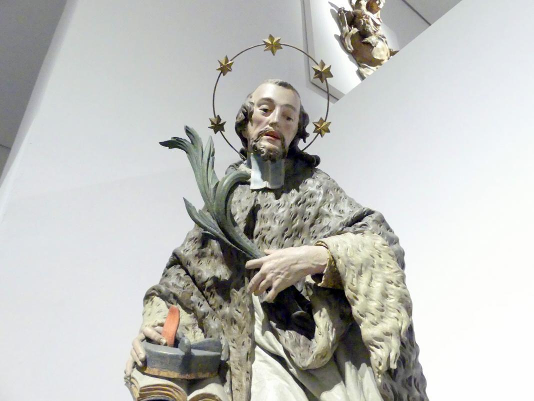 Christian Jorhan der Ältere: Heiliger Johannes von Nepomuk, nach 1761, Bild 3/4