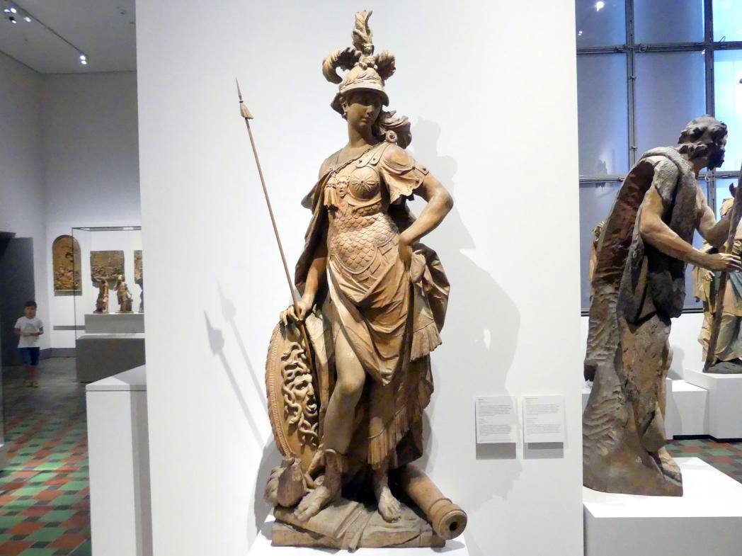 Ignaz Günther: Minerva, Um 1765 - 1775