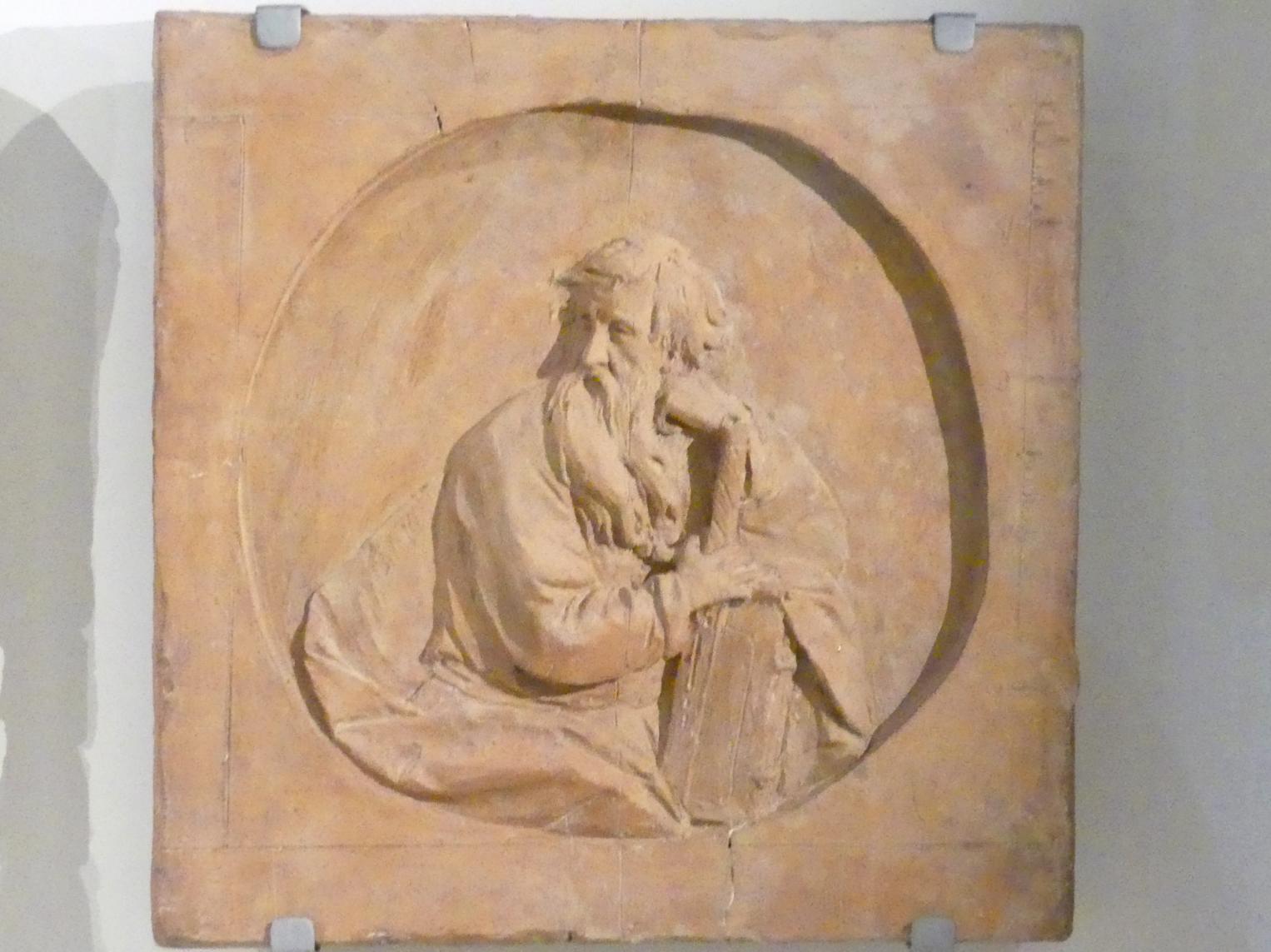 Roman Anton Boos: Apostel Paulus, um 1767