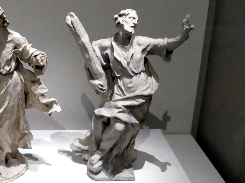 Johann Peter Wagner: Der Apostel Judas Thaddäus, Um 1760 - 1770