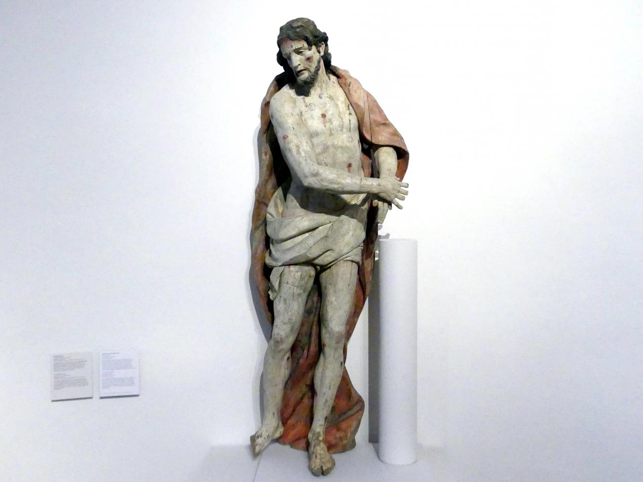 Egid Verhelst der Ältere (Aegid Verhelst): Christus an der Geißelsäule, 1726 - 1736
