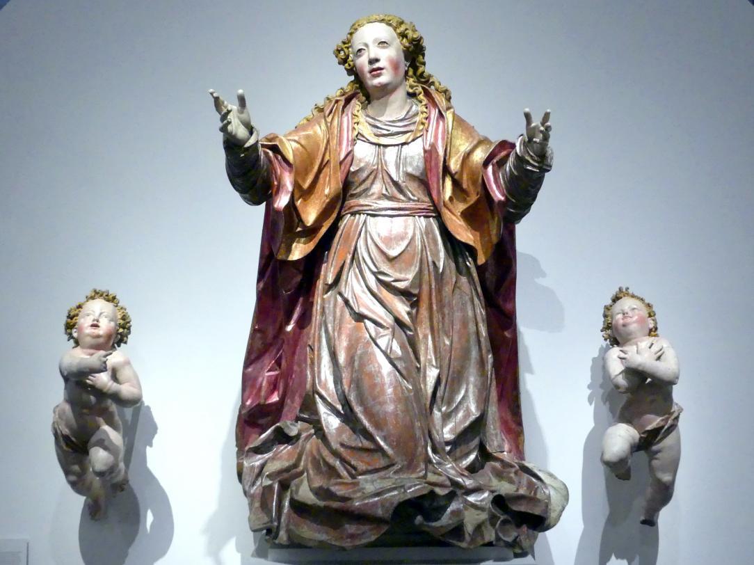 Bartholomäus Steinle: Mariä Himmelfahrt, 1621