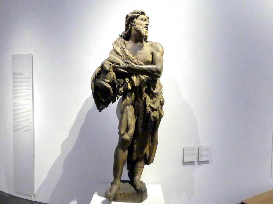 Johannes der Täufer, Um 1640 - 1650