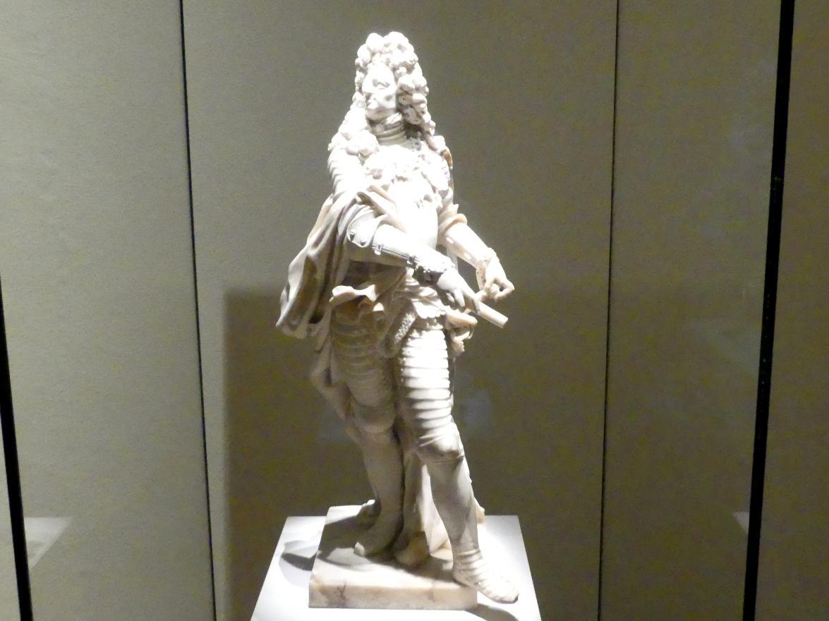 Giuseppe Volpini: Kurfürst Max Emanuel, Um 1720