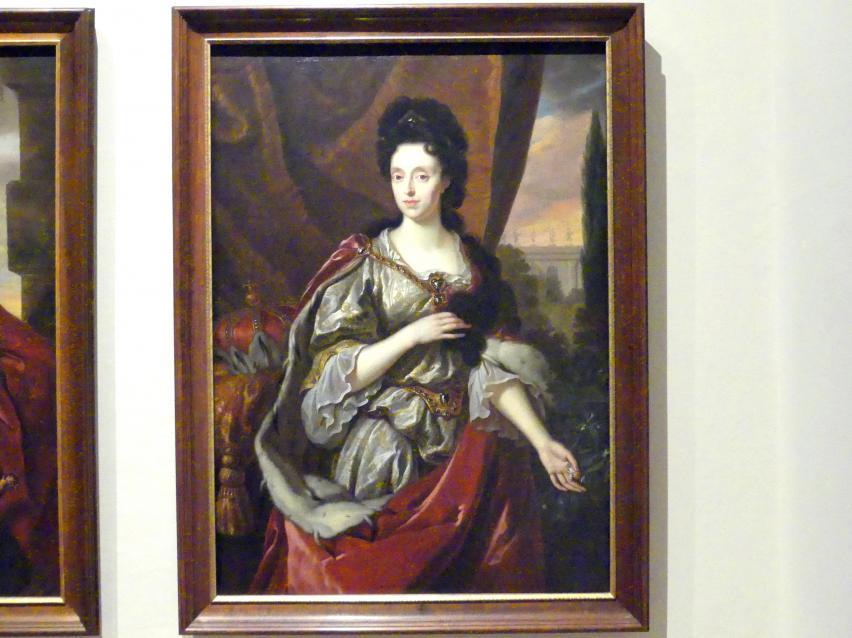 Jan Frans van Douven: Anna Maria Luisa de' Medici, Kurfürstin von der Pfalz, nach 1708