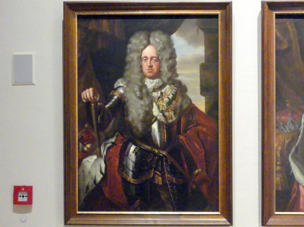 Jan Frans van Douven: Kurfürst Johann Wilhelm von der Pfalz, nach 1708