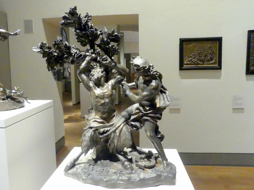 Giovanni Battista Foggini: Die Schindung des Marsyas, vor 1716