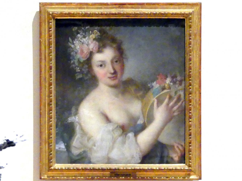 Rosalba Carriera: Allegorie der Musik, 1712