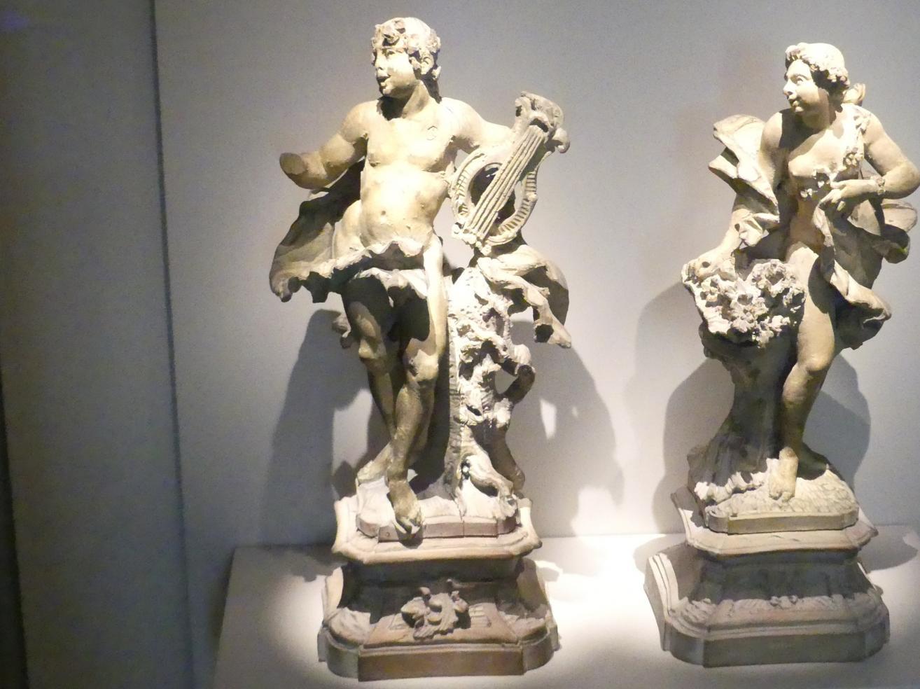 Ferdinand Tietz (Ferdinand Dietz): Apollo, um 1760