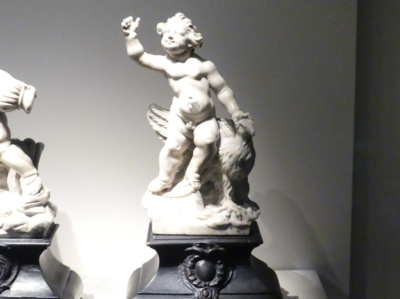 Joseph Bonaventura Mutschele: Allegorien der vier Elemente: Luft, Um 1765