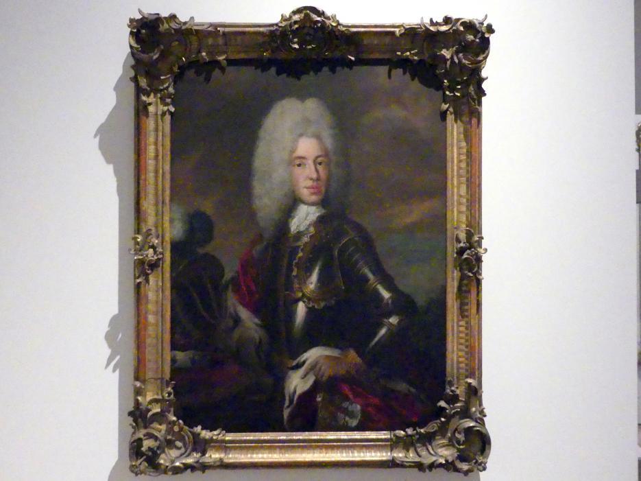 Peter Ludwig Herdegen von Culm: Kurprinz Karl Albrecht, 1714