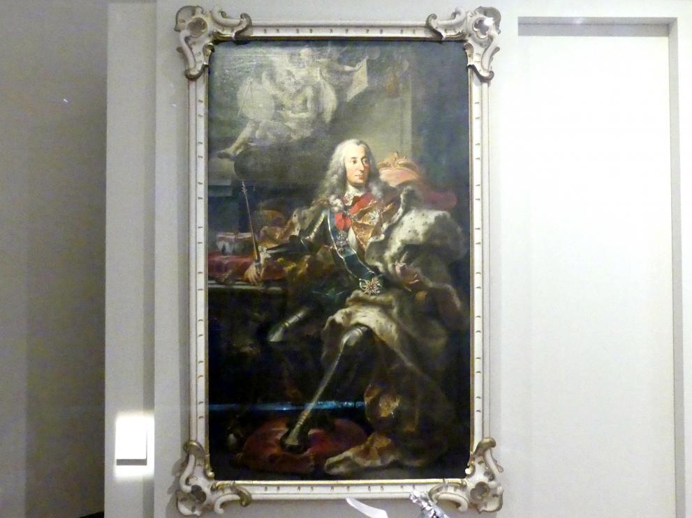 Johann Christian Thomas Wink: Kaiser Karl VII., 1766