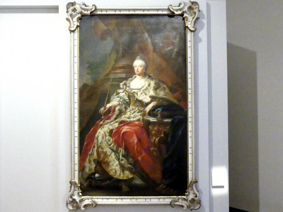 Johann Christian Thomas Wink: Kaiserin Maria Amalia, 1766