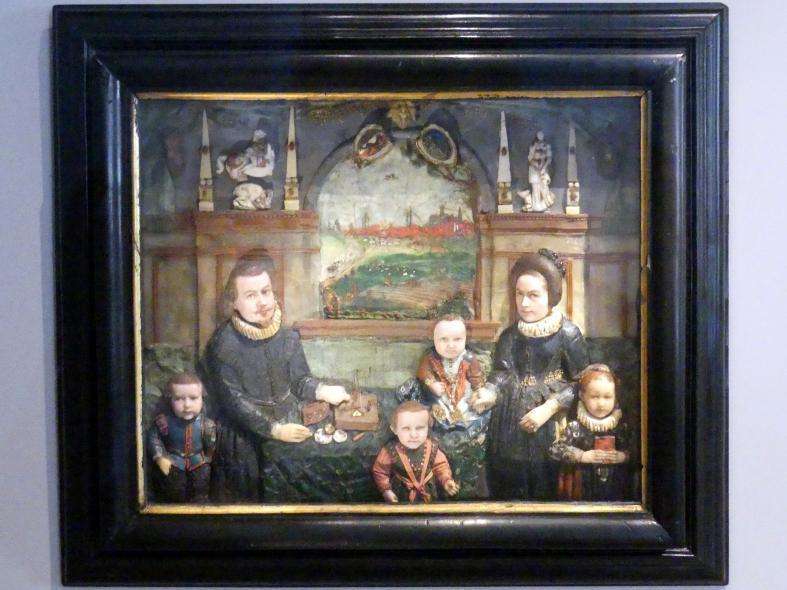 Heinrich Kramer: Die Münzmeister Georg Nürnberger und seine Familie, Um 1626 - 1628