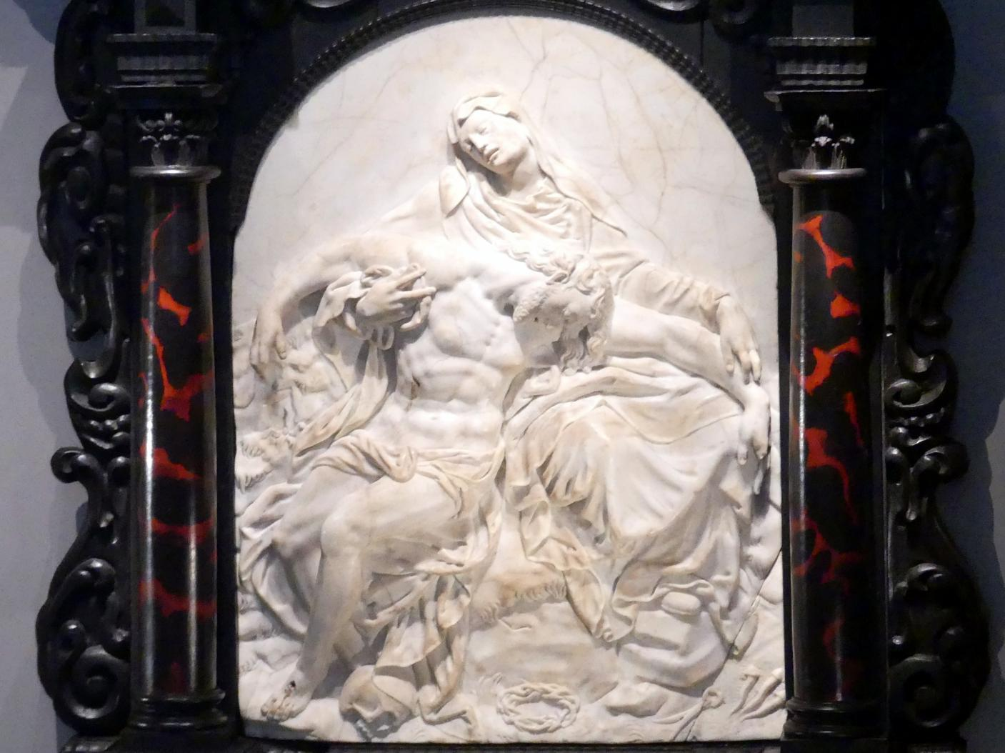 Pietà, Mitte 17. Jhd.