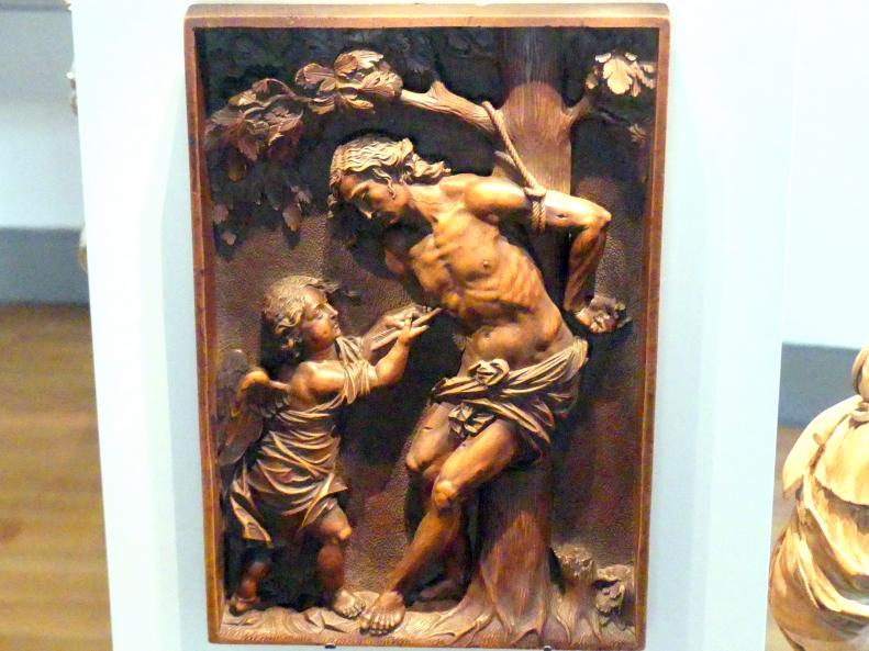 David Degler: Heiliger Sebastian, um 1660 - 1670