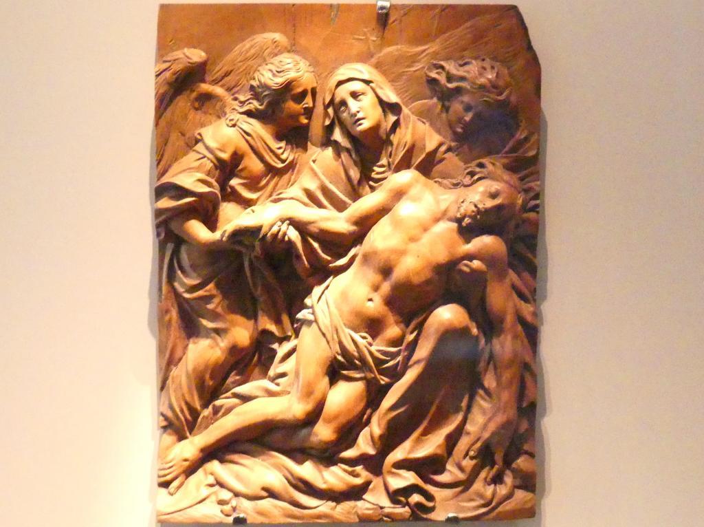 Thomas Schwanthaler (Werkstatt): Pietà, um 1675 - 1685