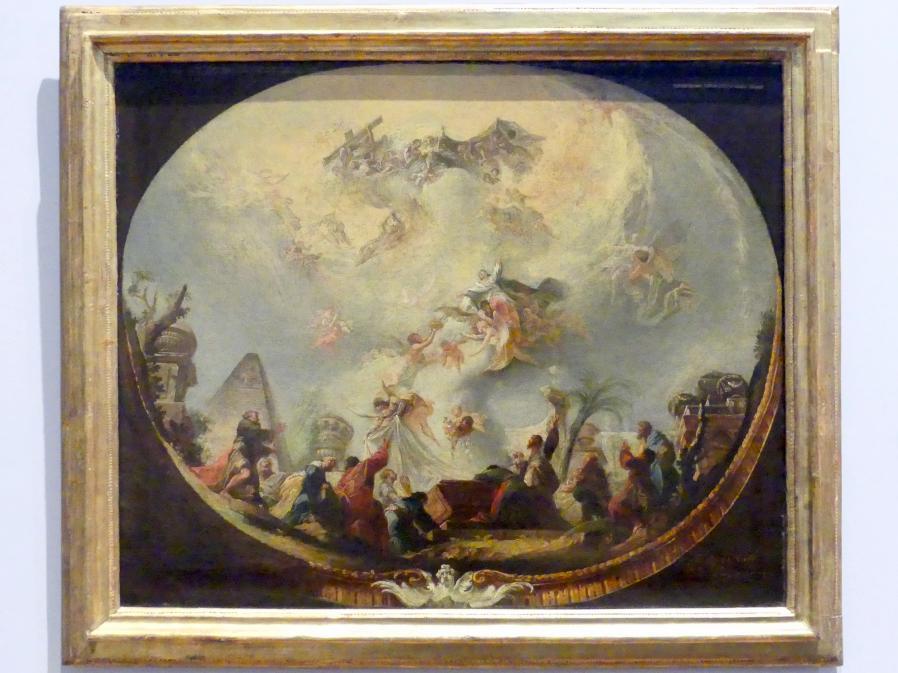 Johann Christian Thomas Wink: Mariä Himmelfahrt, 1772