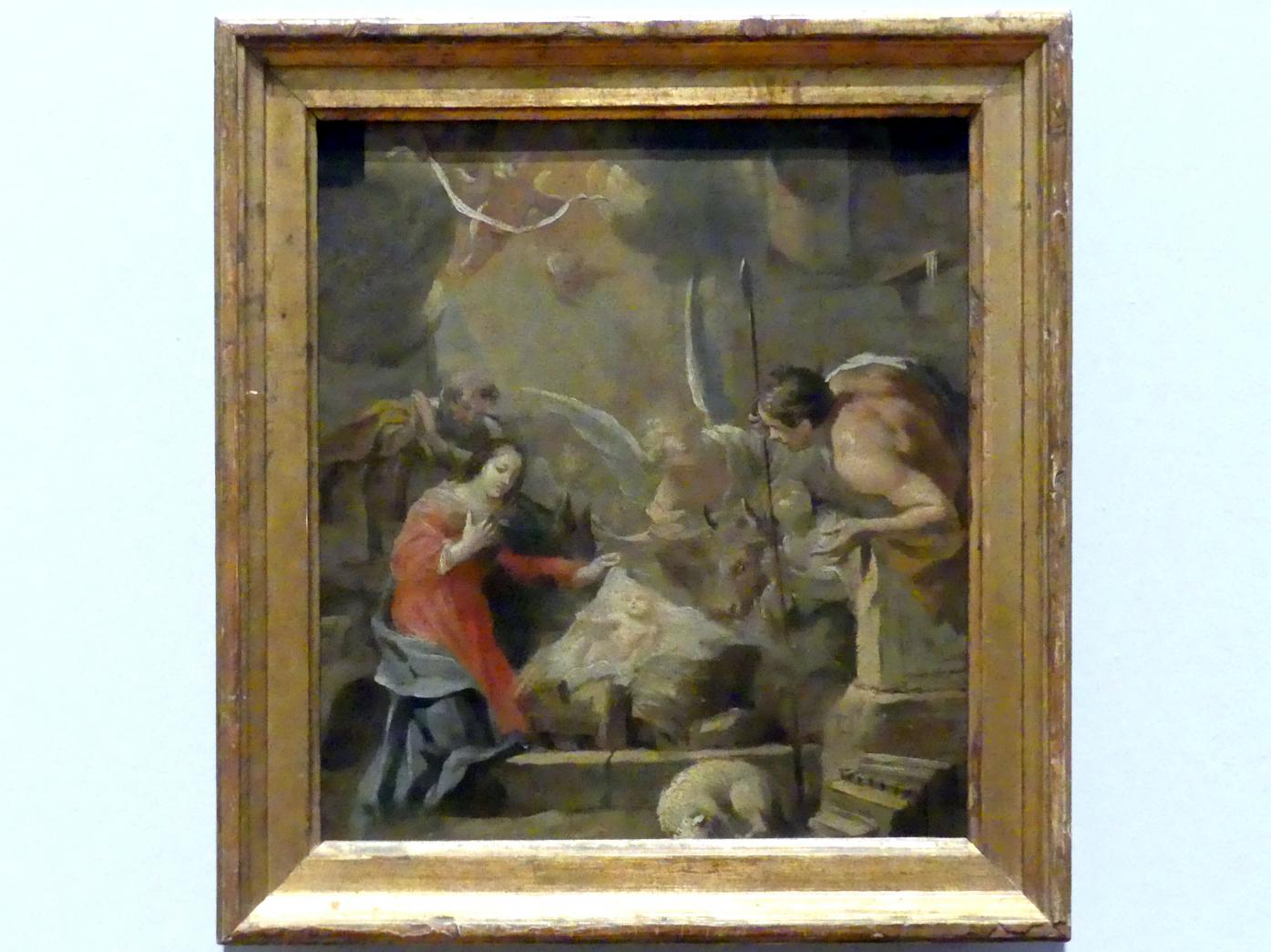 Jacopo Amigoni: Anbetung der Hirten, Um 1725 - 1729