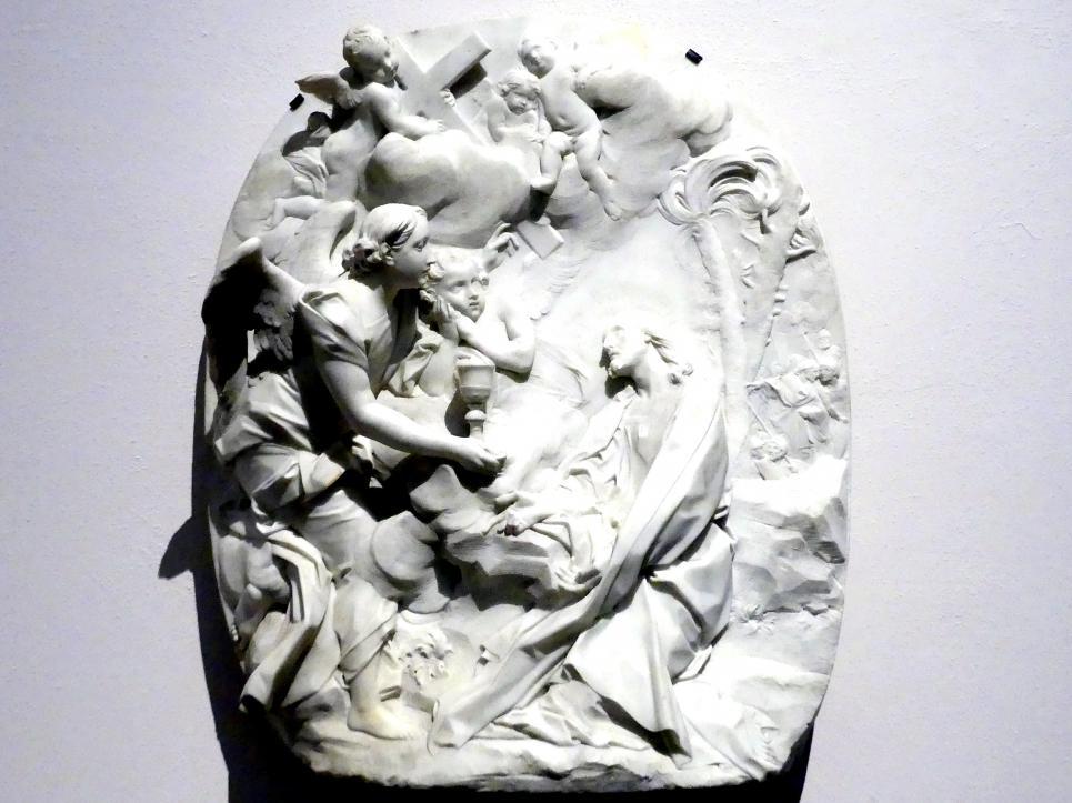Angelo de Rossi: Christus im Garten Gethsemane, Um 1700 - 1705