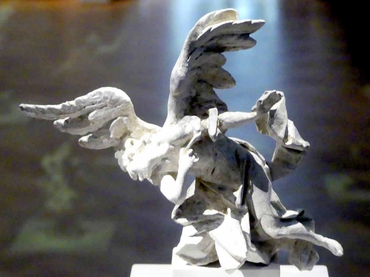 Kniender Engel, 2. Hälfte 18. Jhd.