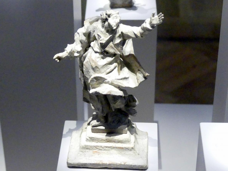 Johann Georg Pinsel: Der heilige Joseph, ein Prophet und ein Engel für die Pfarrkirche in Horodenka, Um 1752