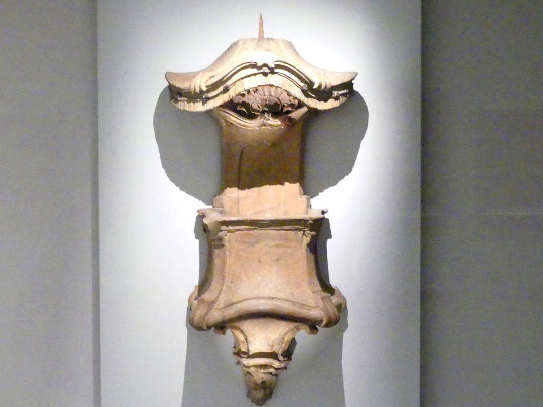 Modell einer Kanzel, Mitte 18. Jhd.