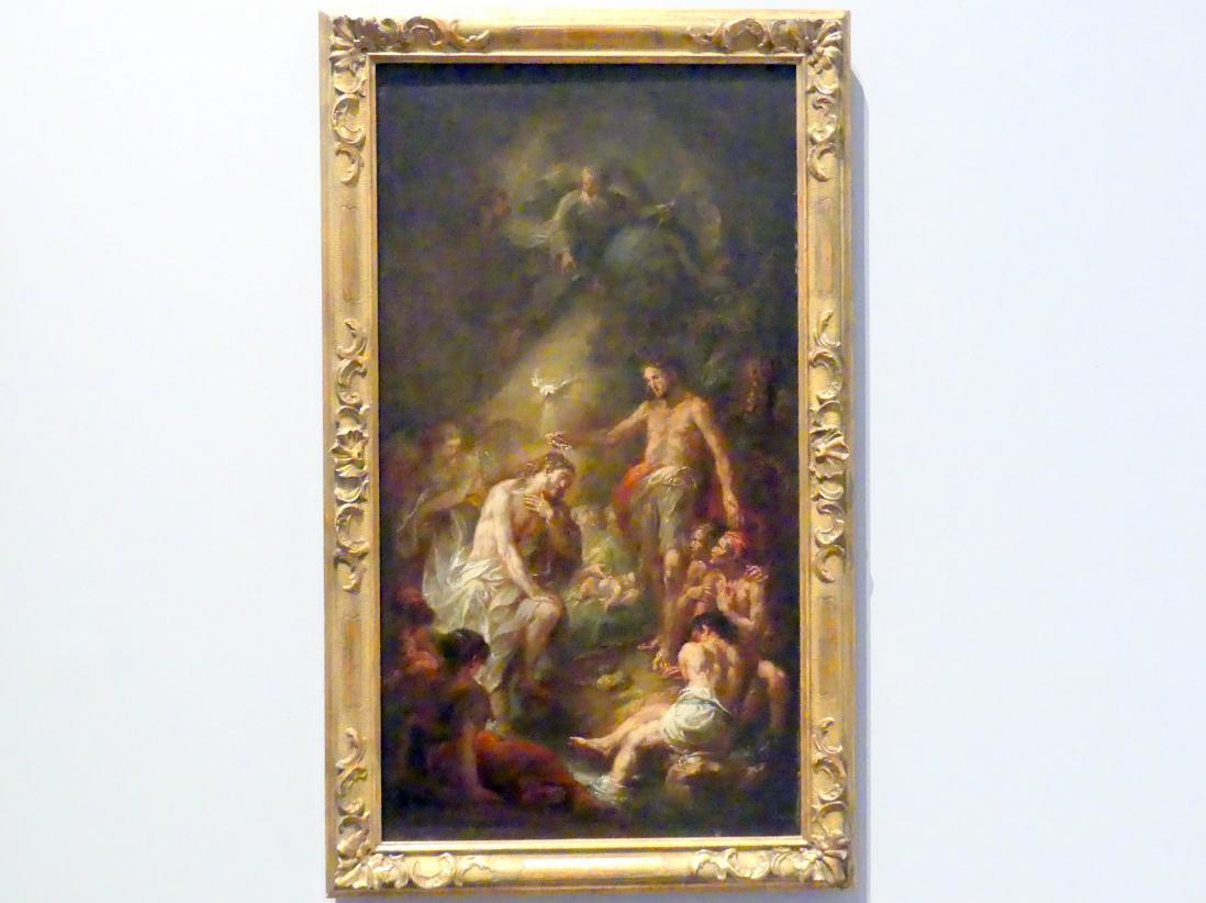 Martin Johann Schmidt (Kremser Schmidt): Taufe Christi, um 1790