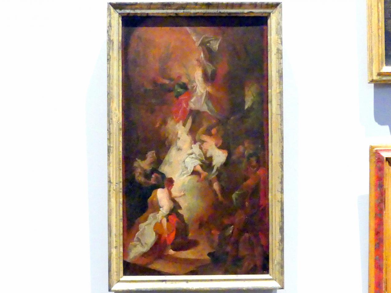 Franz Anton Maulbertsch: Auferstehung Christi, 1757