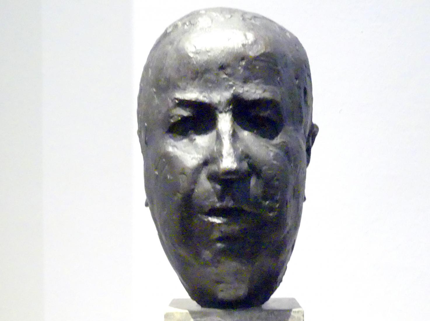 Josef Henselmann: Wilhelm Reuschel (1893-1979), 1964