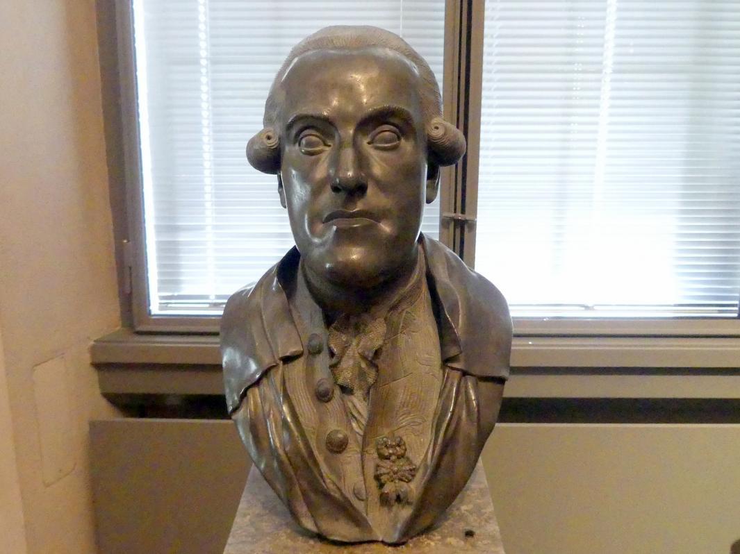 Franz Xaver Messerschmidt: Herzog Albert von Teschen, Um 1777 - 1780