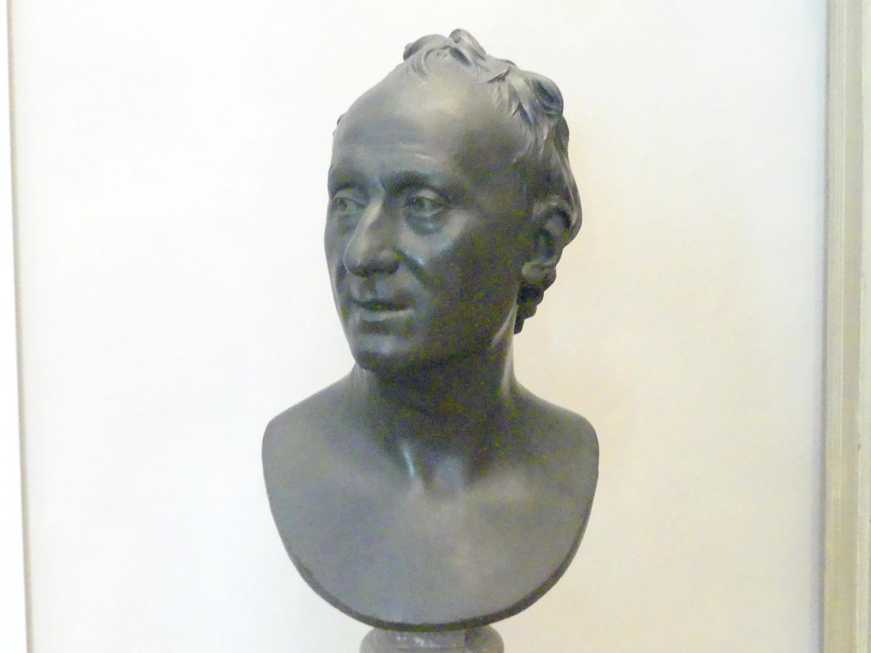 Jean-Antoine Houdon: Denis Diderot, 1780