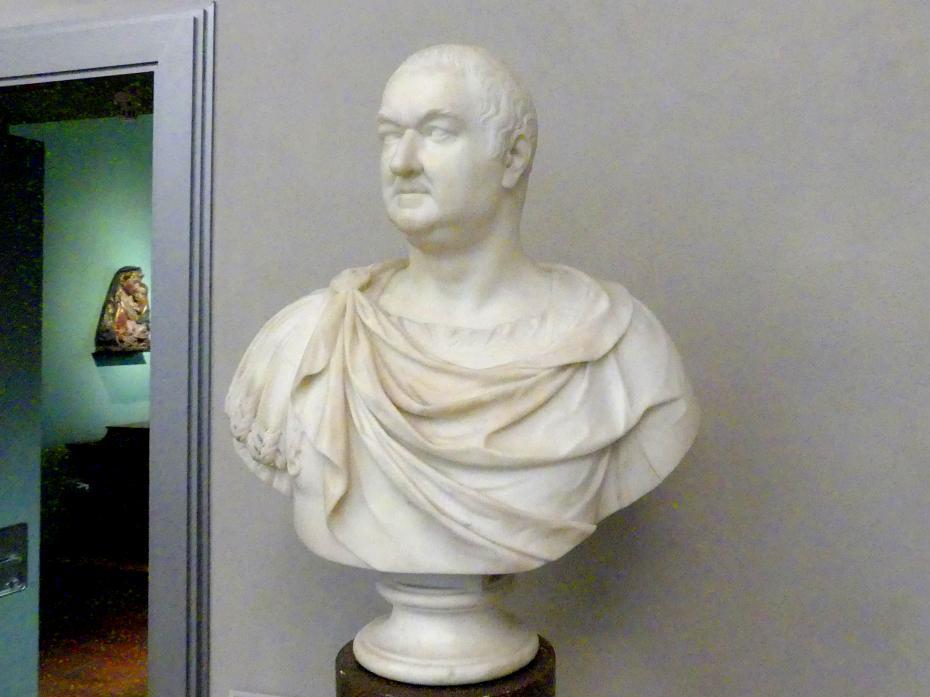 Giuseppe Ceracchi: Kurfürst Karl Theodor, 1789, Bild 3/4