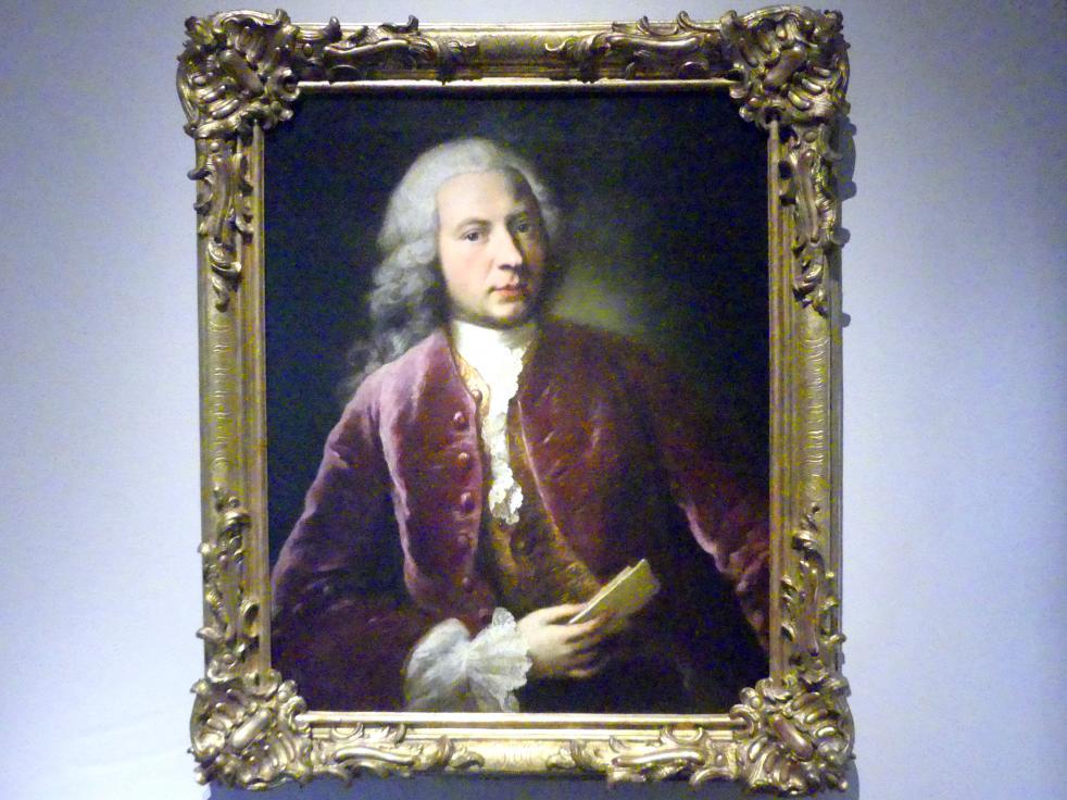George Desmarées: Dr. med. Eduard Winterhalter, 1755 - 1760