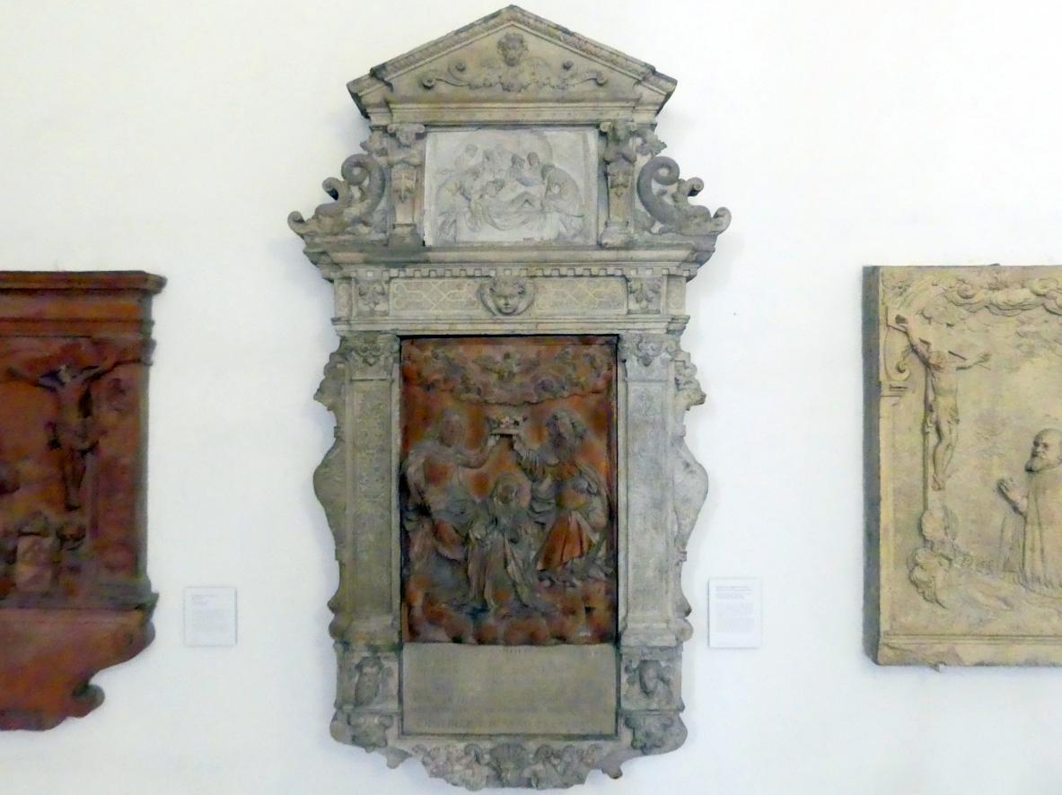 Epitaph der Magdalena Freifrau Schrenck von Notzing (gest. 1587), Um 1587