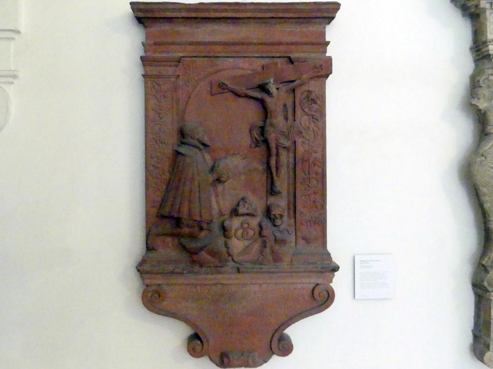 Epitaph des Ulrich Hauck (gest. 1576), Um 1576
