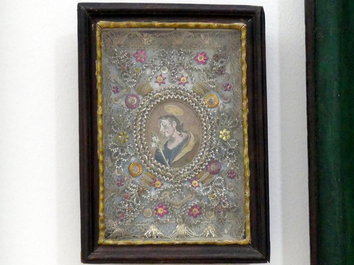 Schöne Arbeit: Hl. Joseph, um 1830 - 1840