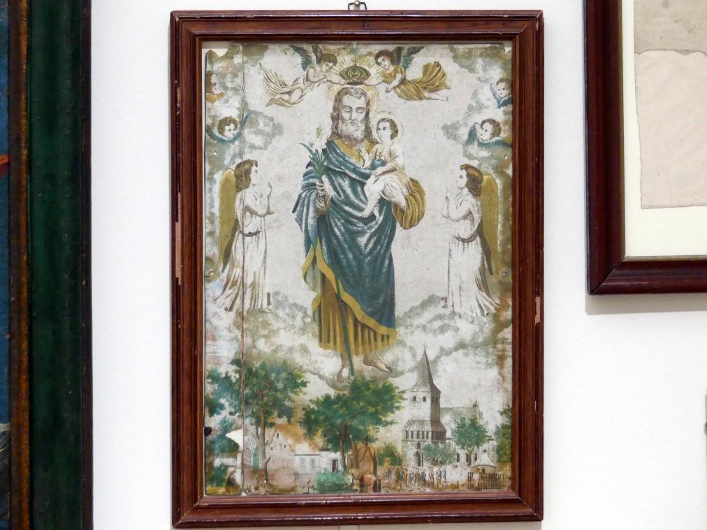 Hl. Joseph mit Jesuskind, Ende 19. Jhd.