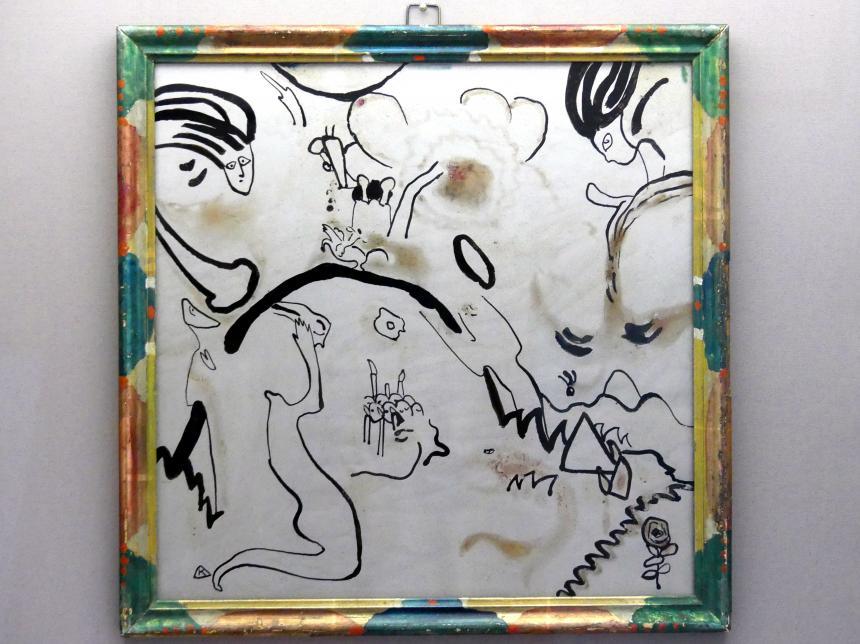 Wassily Kandinsky: Große Auferstehung, 1911
